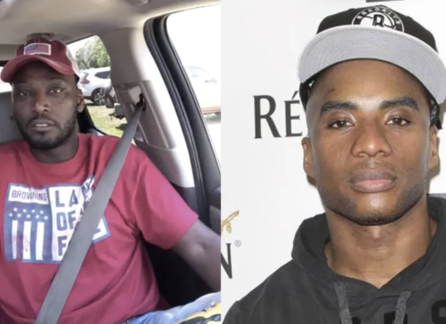 Kwame Brown Ripped Charlamagne.